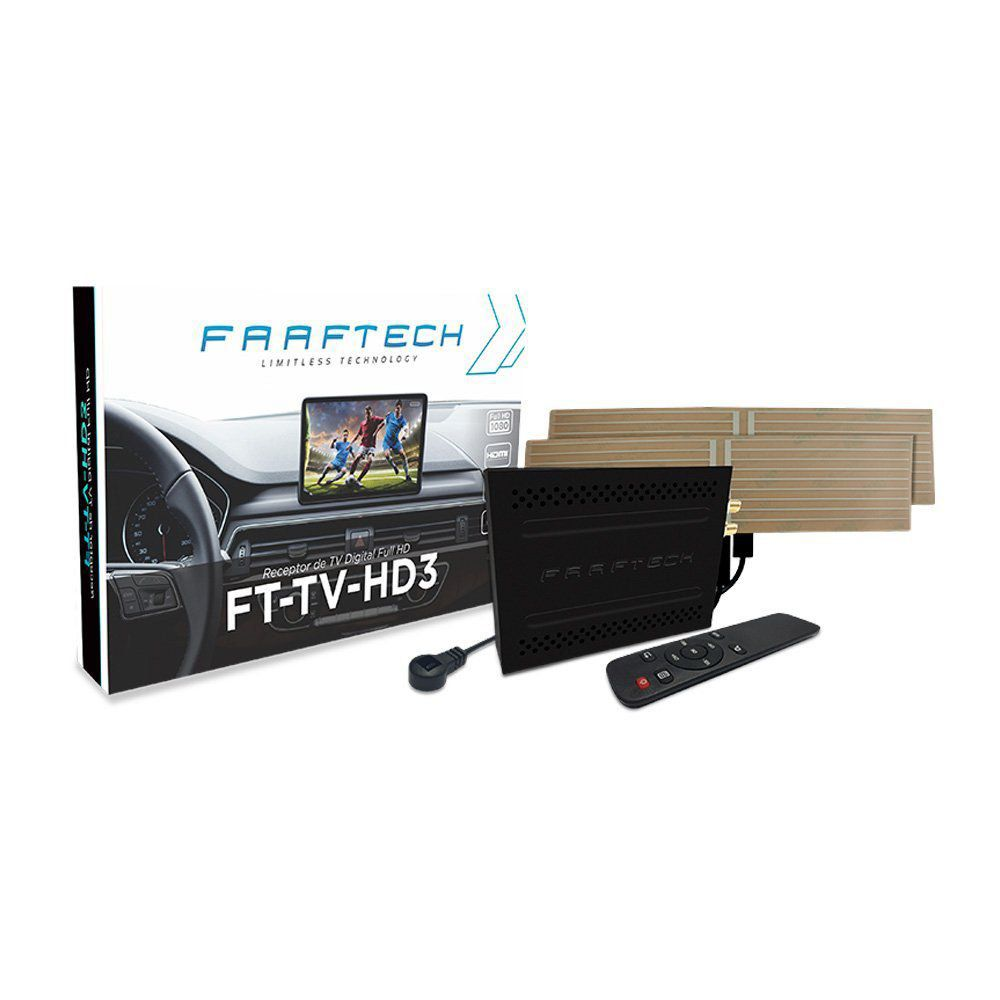 Desbloqueio de Vídeo + TV Full HD para Corolla Hilux SW4 Corolla Cross Faaftech