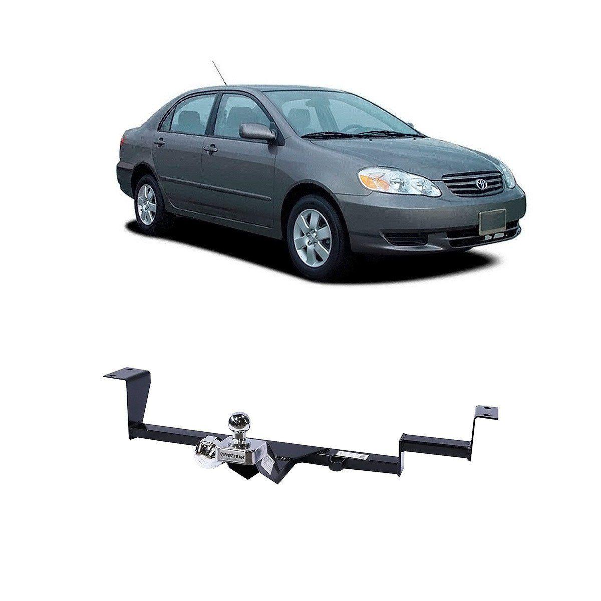 Engate Reboque Corolla 2003 a 2008 Fixo