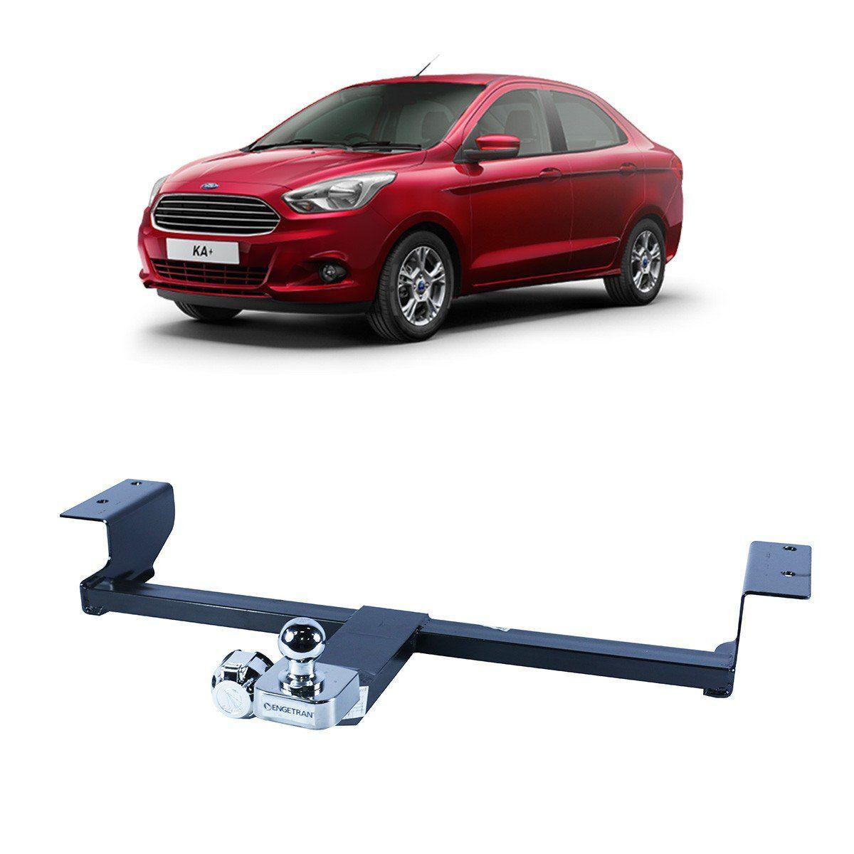 Engate Reboque KA Sedan + Plus 2015 em Diante Fixo