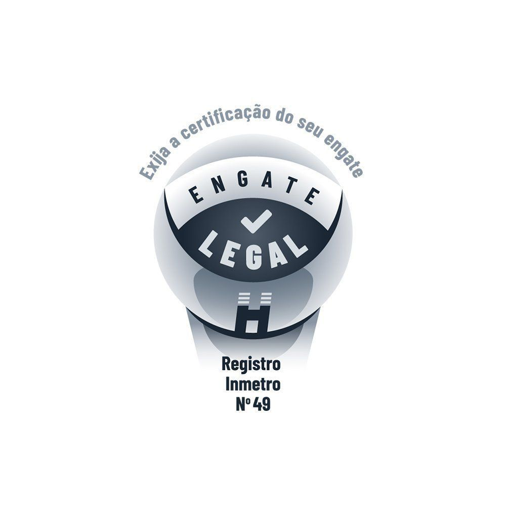 Engate Reboque Pajero TR4 2003 a 2005 Fixo