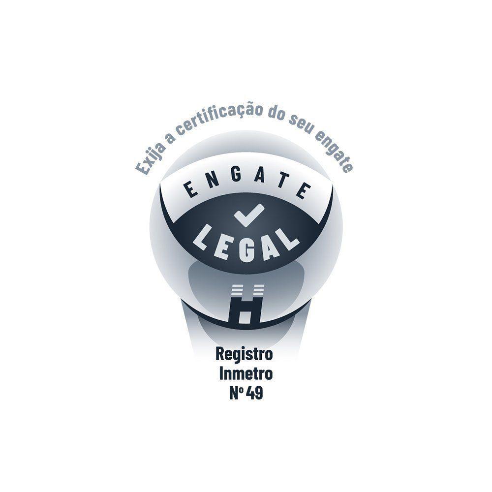 Engate Reboque Pajero TR4 2009 a 2011 Fixo