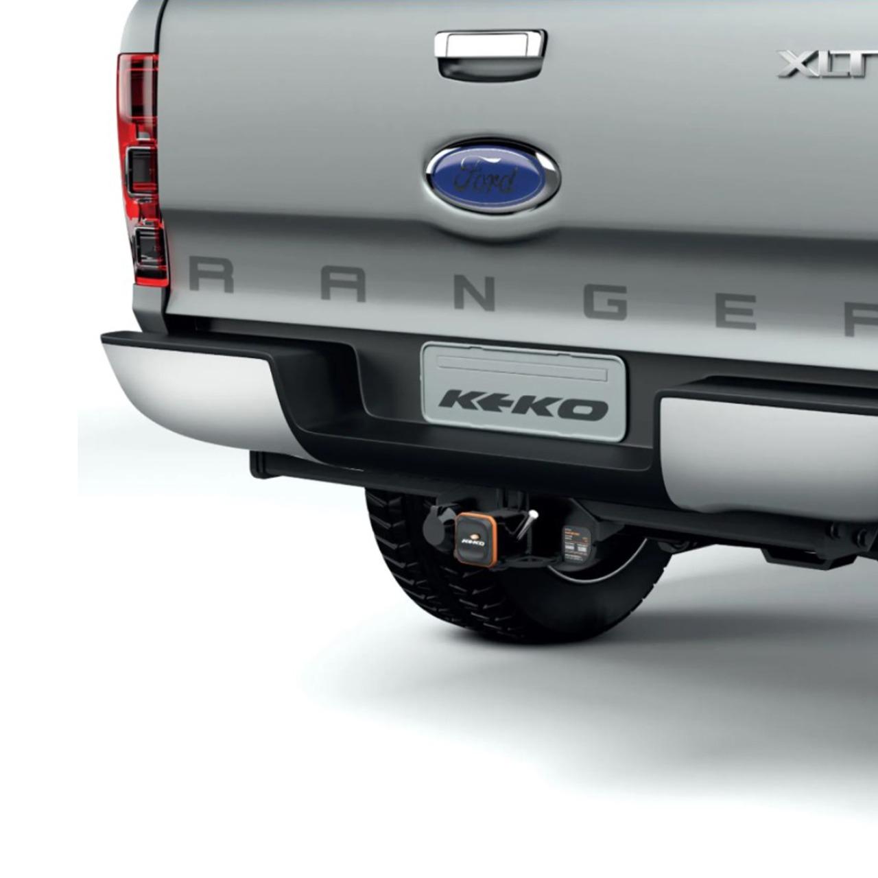 Engate Reboque Ranger 2013 em diante Removível Keko K1 K536PR