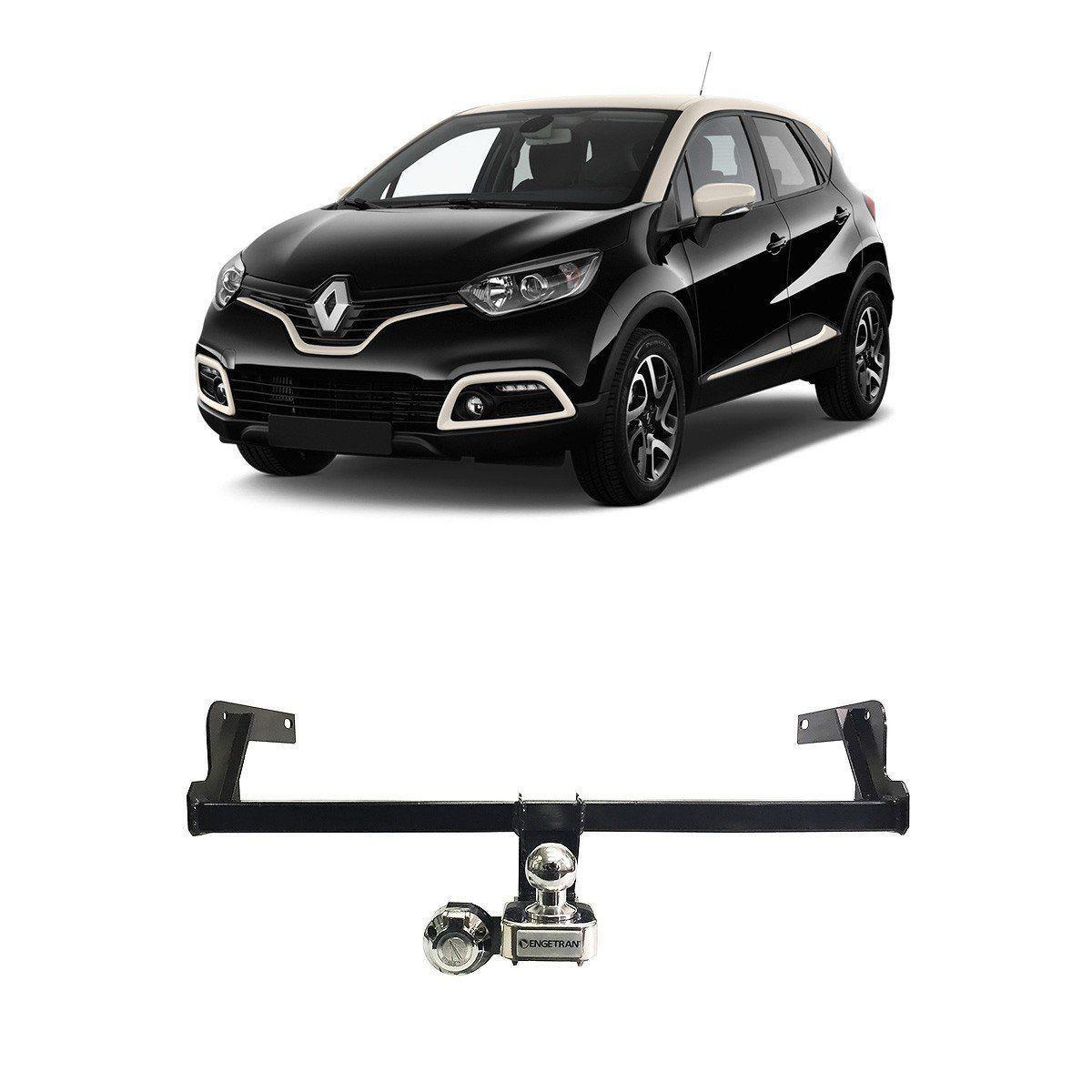 Engate Reboque Renault Captur 2017 em diante Fixo