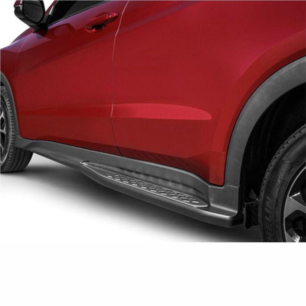 Estribo Lateral Honda HR-V Plataforma Modelo Original Preto