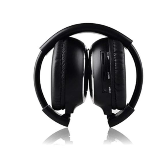 Fone de Ouvido sem Fio Conexão Infravermelho IR - Orbe