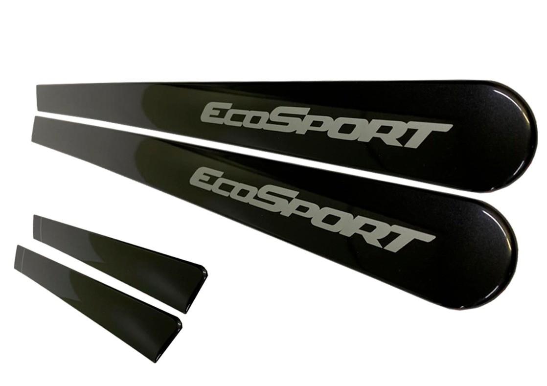 Friso Lateral Ford EcoSport Cinza Camburi Personalizado Kitoplastic
