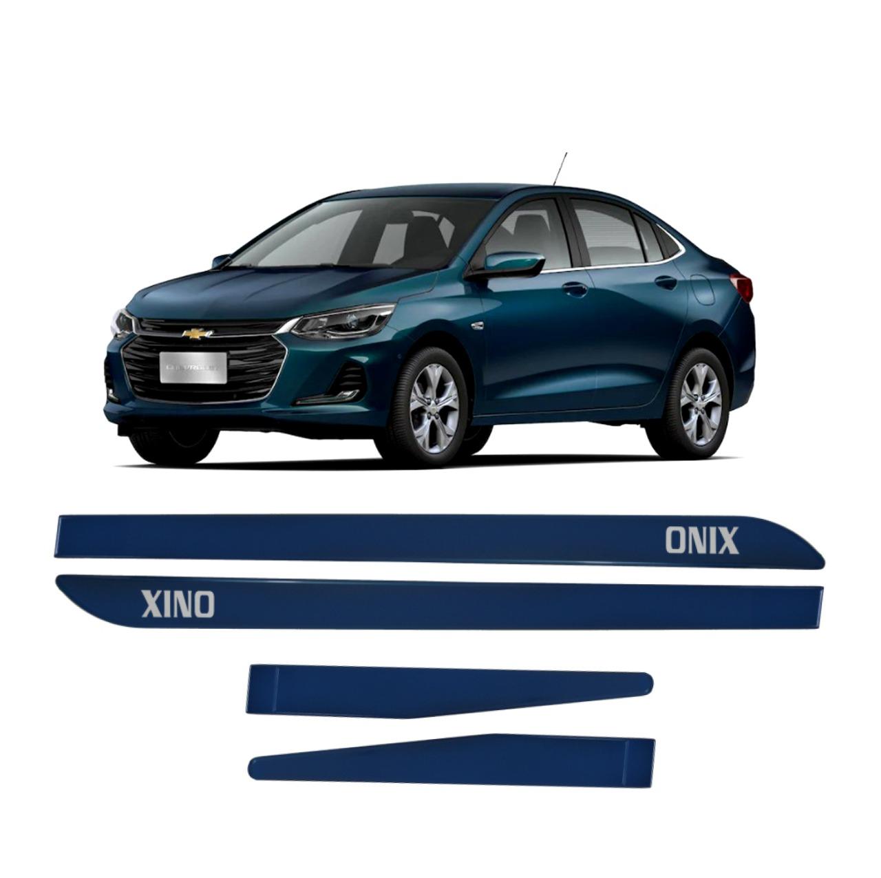 Friso Lateral Personalizado Onix Azul Seeker 2020 em diante
