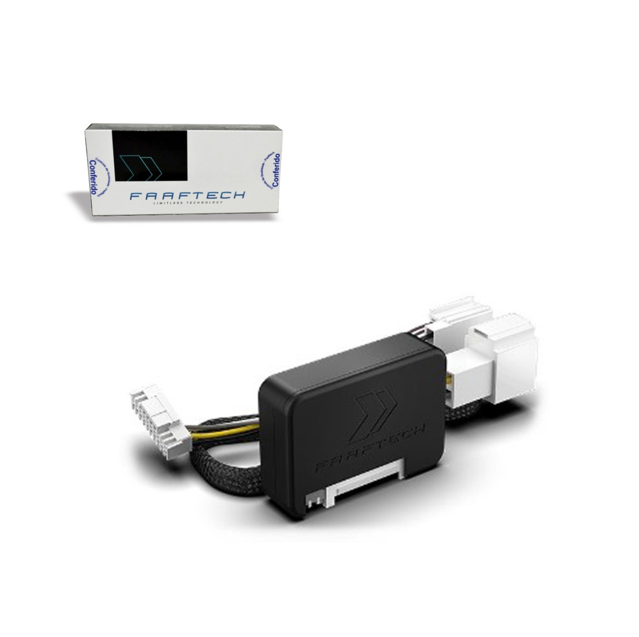 Interface Antiesmagamento Classe A 2019 em diante FT-AC-MB2