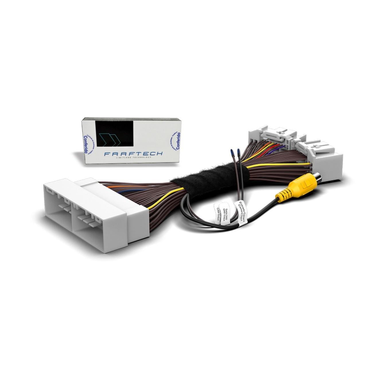 Interface de Camera HB20 2021 Faaftech FT-RC-HY