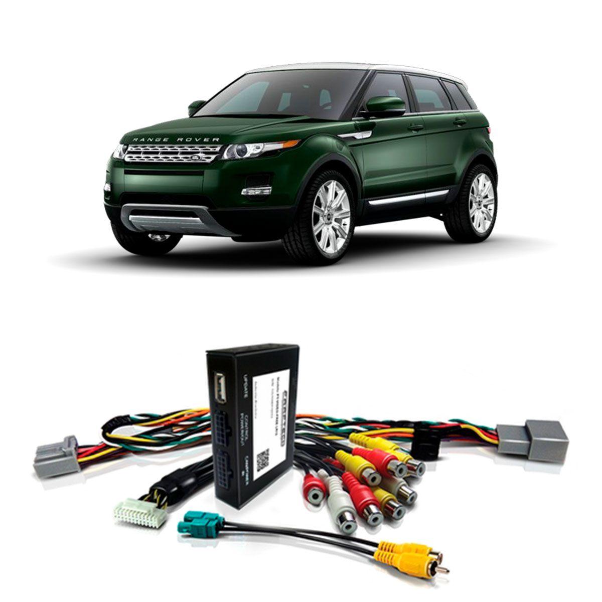 Interface de Vídeo Land Rover e Jaguar Faaftech FT-VIDEO-FREE-LR12