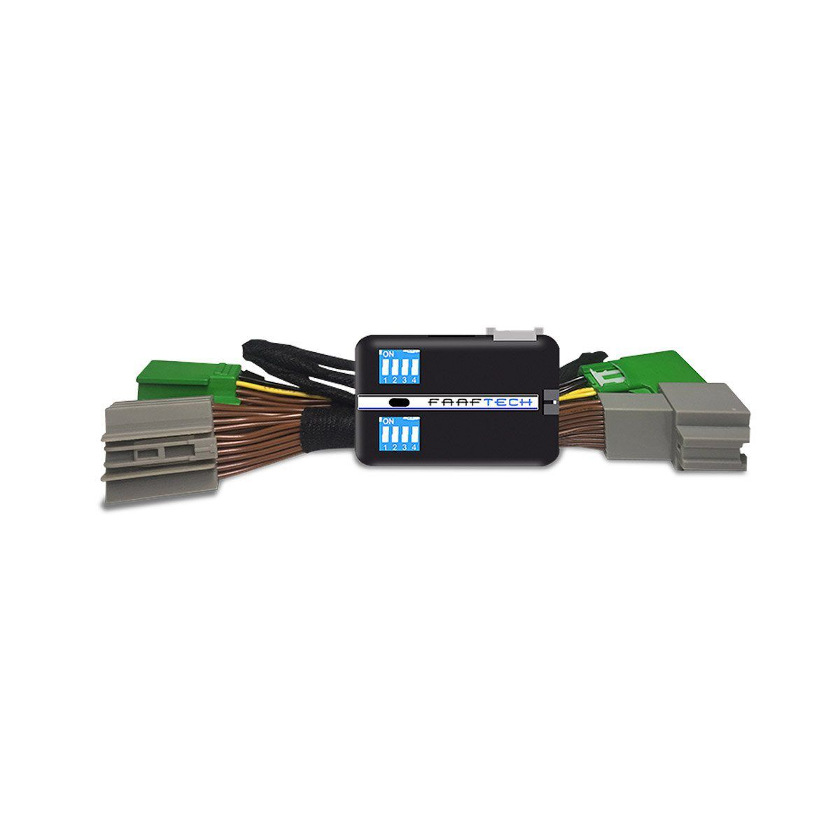 Interface Desbloqueio de Tela Cruze Equinox S10 e Trailblazer Faaftech FT-VF-GM3