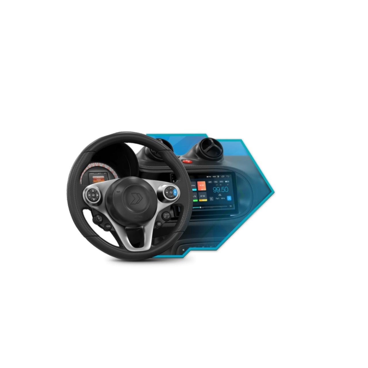 Interface para Controle de Volante Faaftech FT-WI