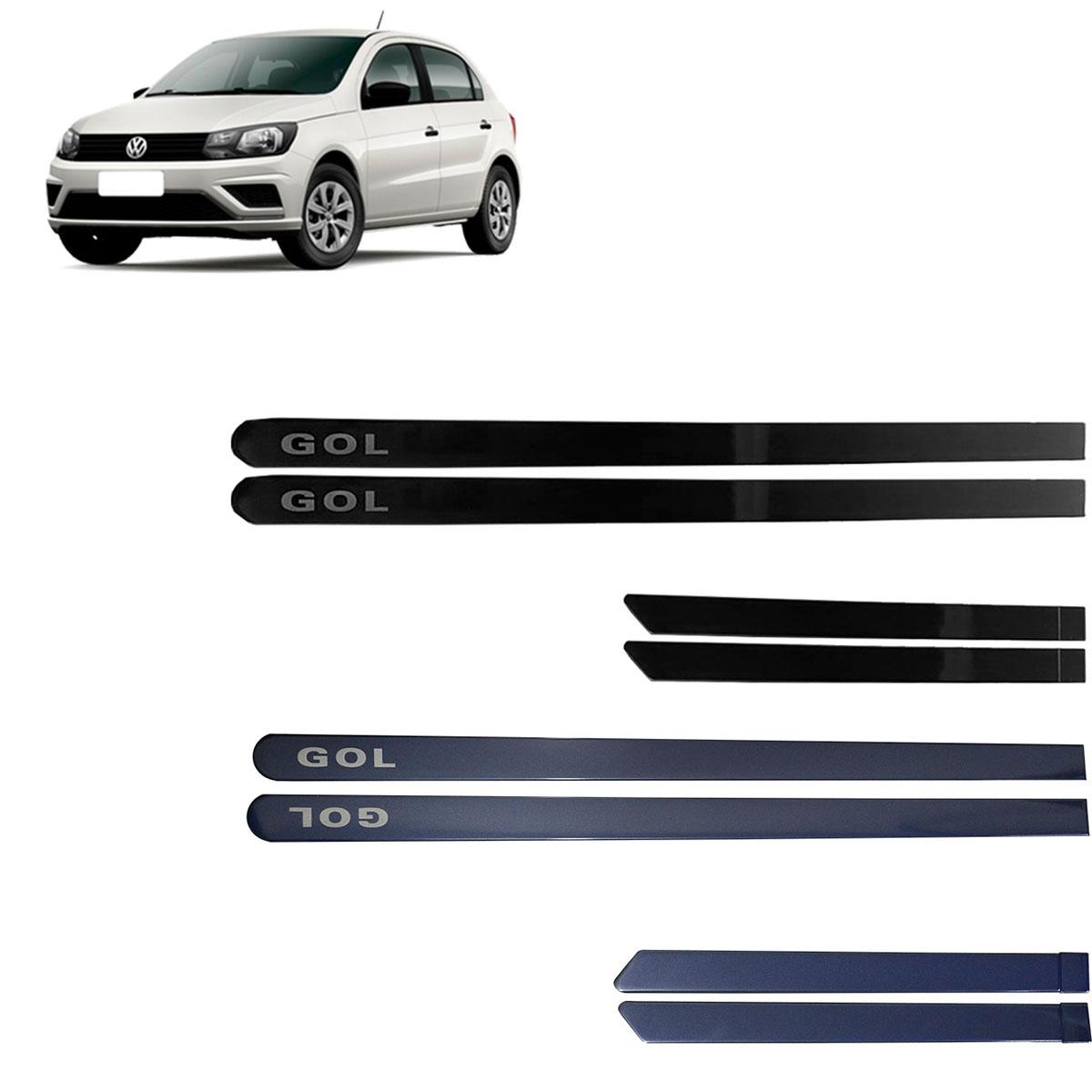 Jogo Friso Lateral Volkswagen Gol Personalizado