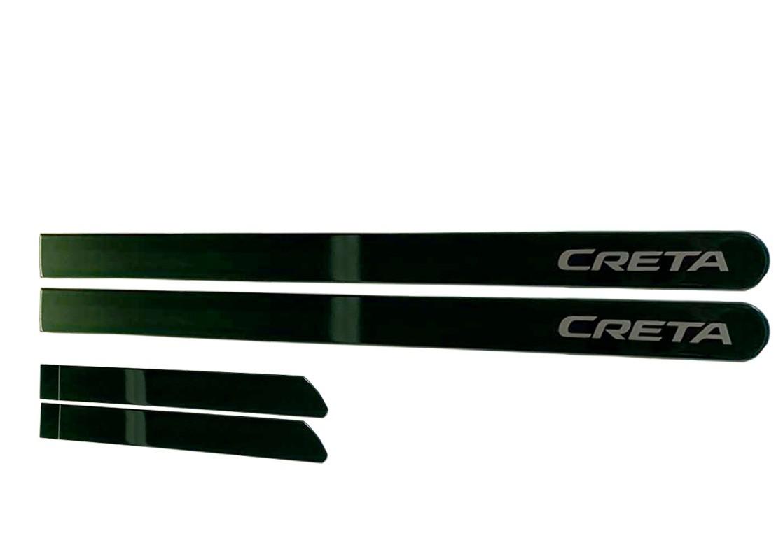 Kit Friso Personalizado Hyundai Creta Verde Forest