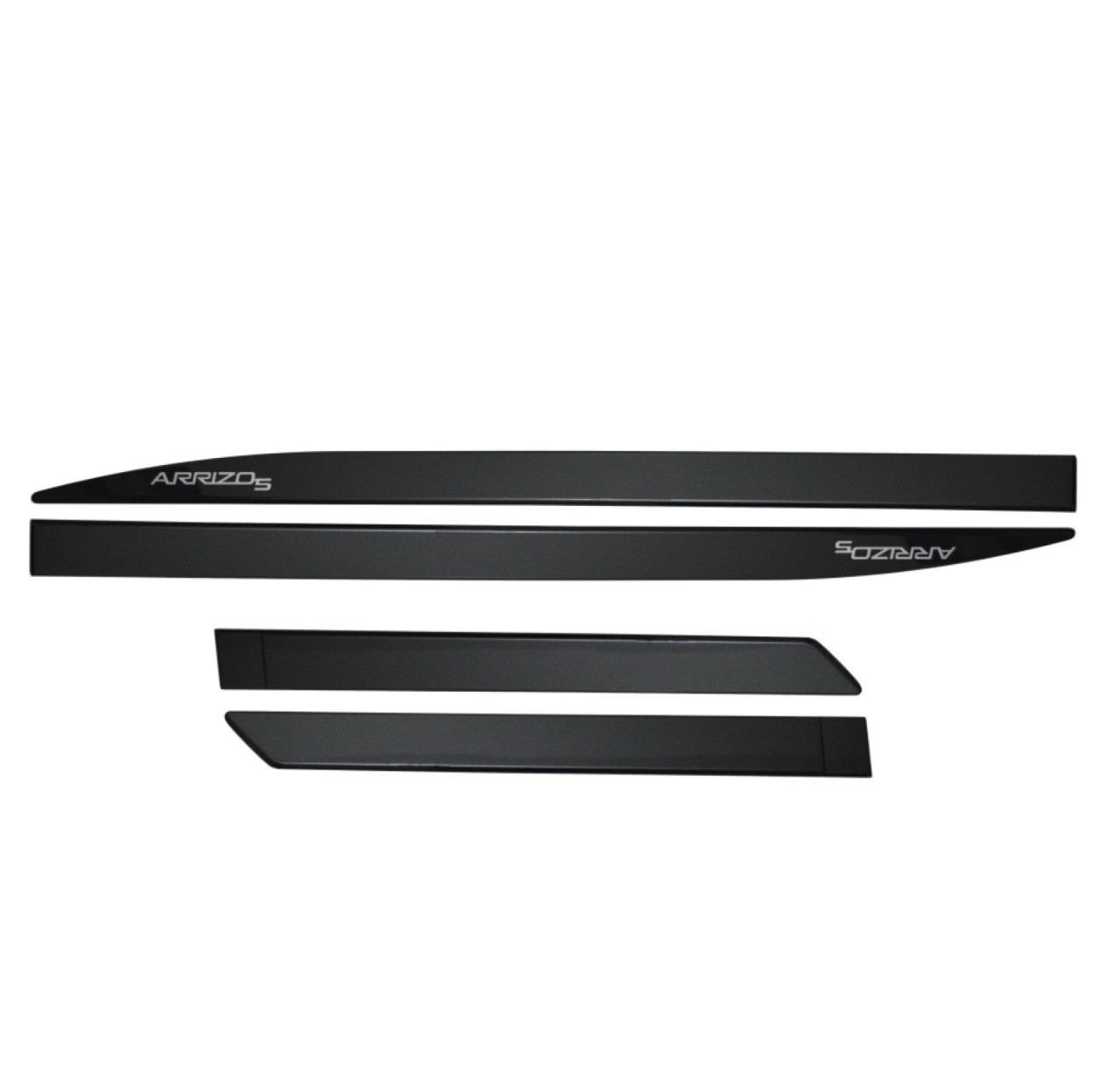 Kit Friso Personalizado Lateral Arrizo 5 Cinza Escuro