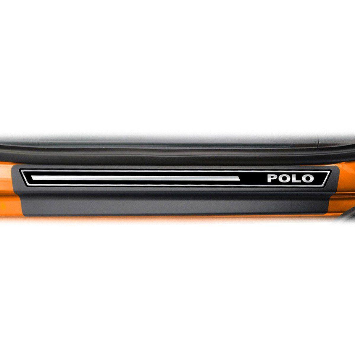 Soleira Porta Novo Polo 2018 Resinada Modelo Elegance