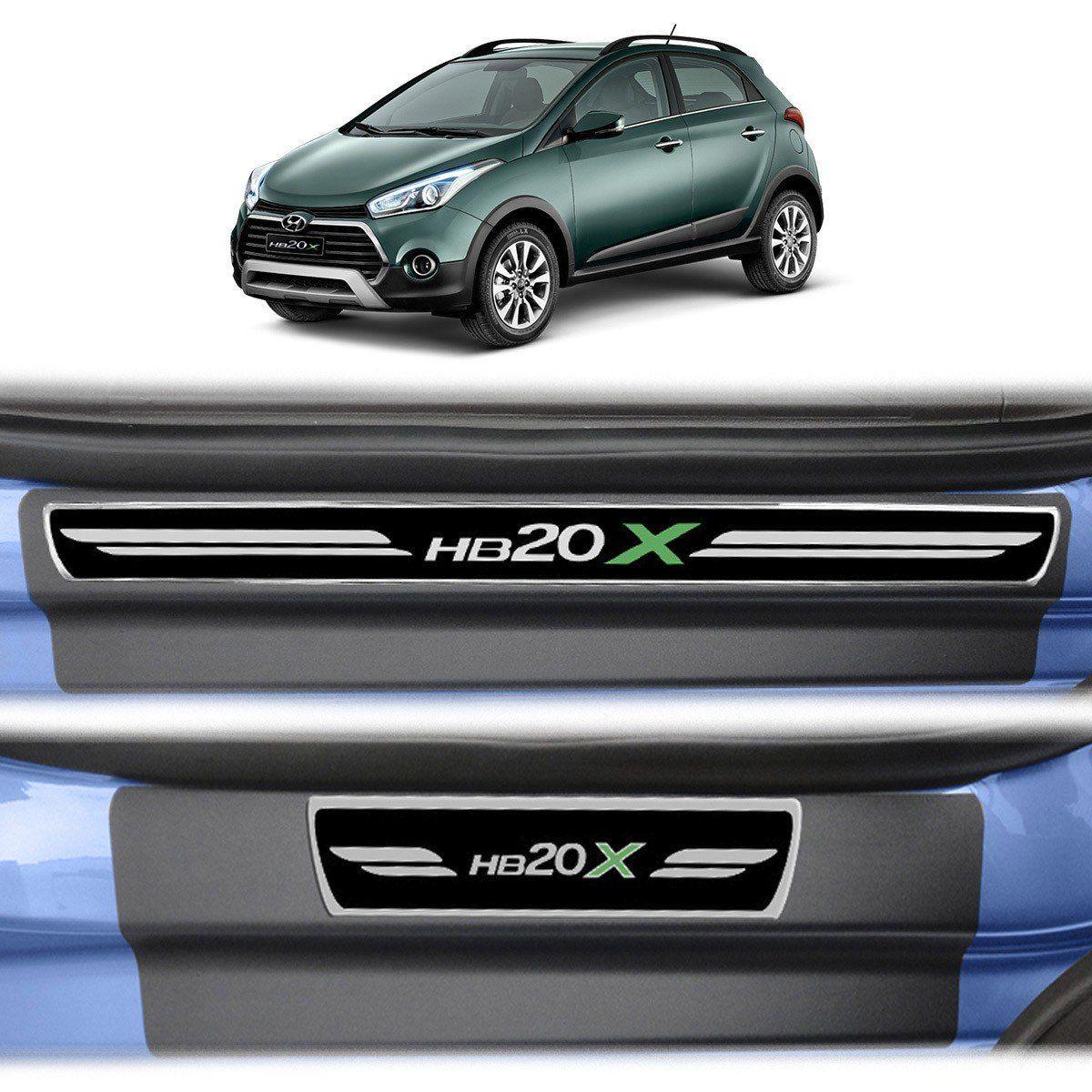 Soleira Porta HB20X Resinada Premium Elegance