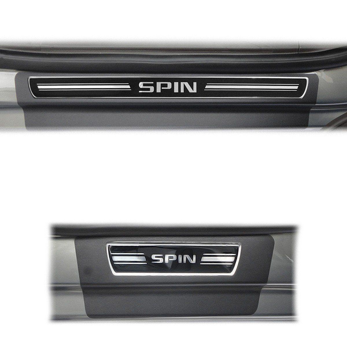 Soleira Porta Spin Resinada Premium Elegance