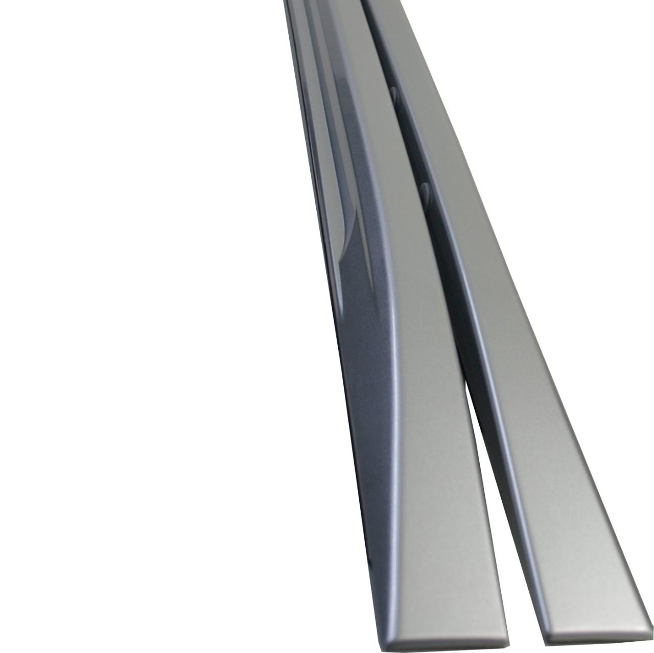 Longarina de Teto Nissan Kicks Prata Modelo Original 2016 em diante