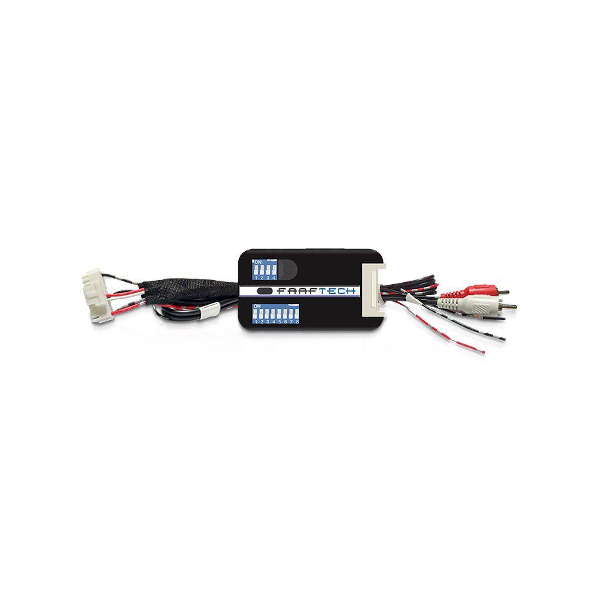 Modulador FM Transmissor Faaftech FT- FM-AUX