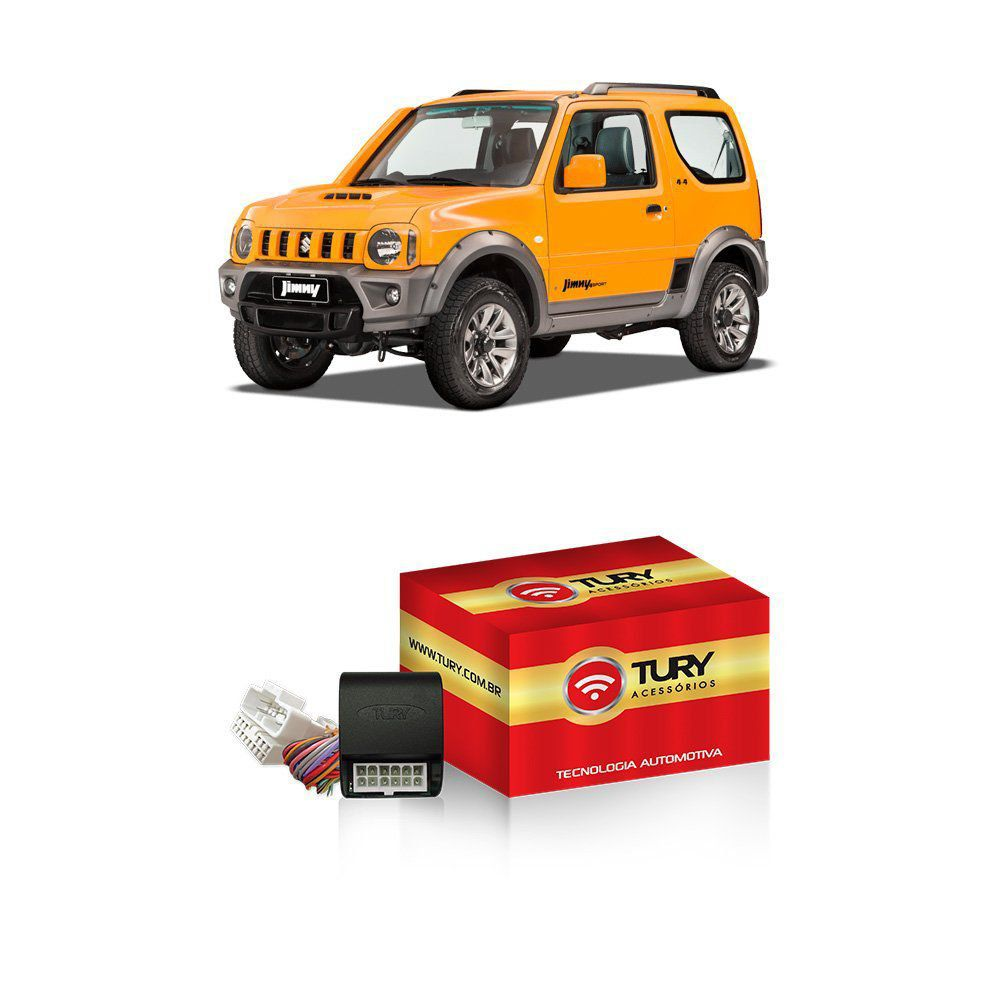 Módulo Speed Lock Suzuki Jimny Travamento Automático TRX 31 A
