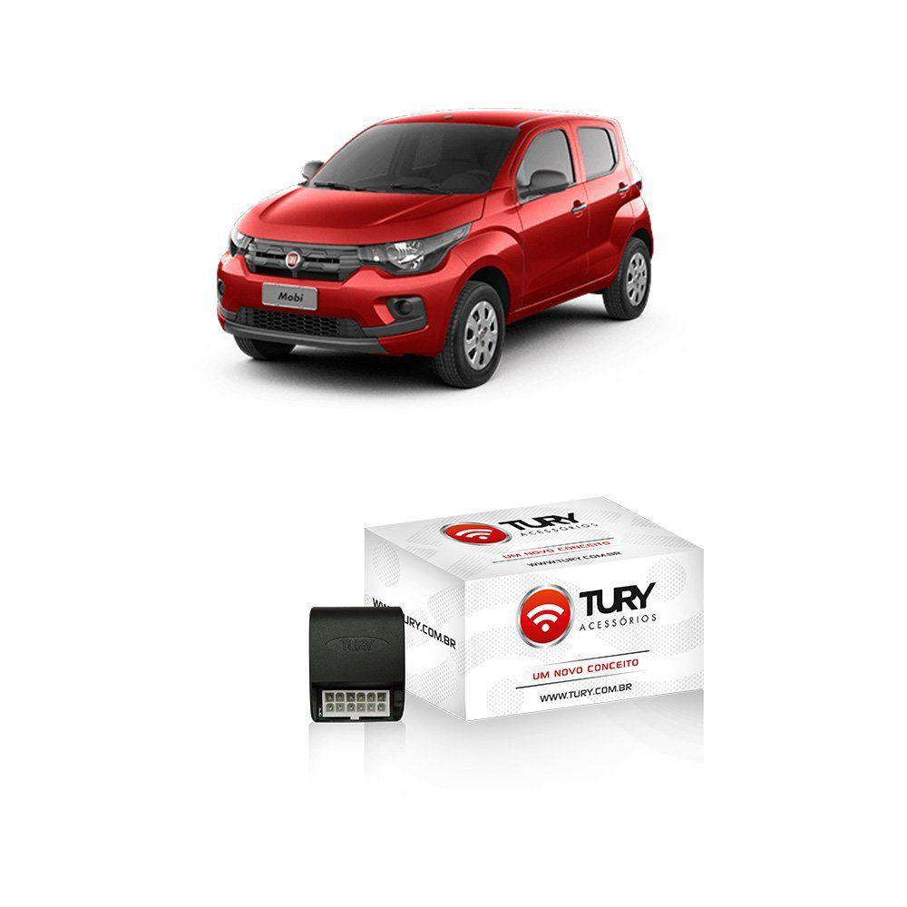Módulo Subida Vidro Fiat Mobi 2016 em diante LVX 5.15