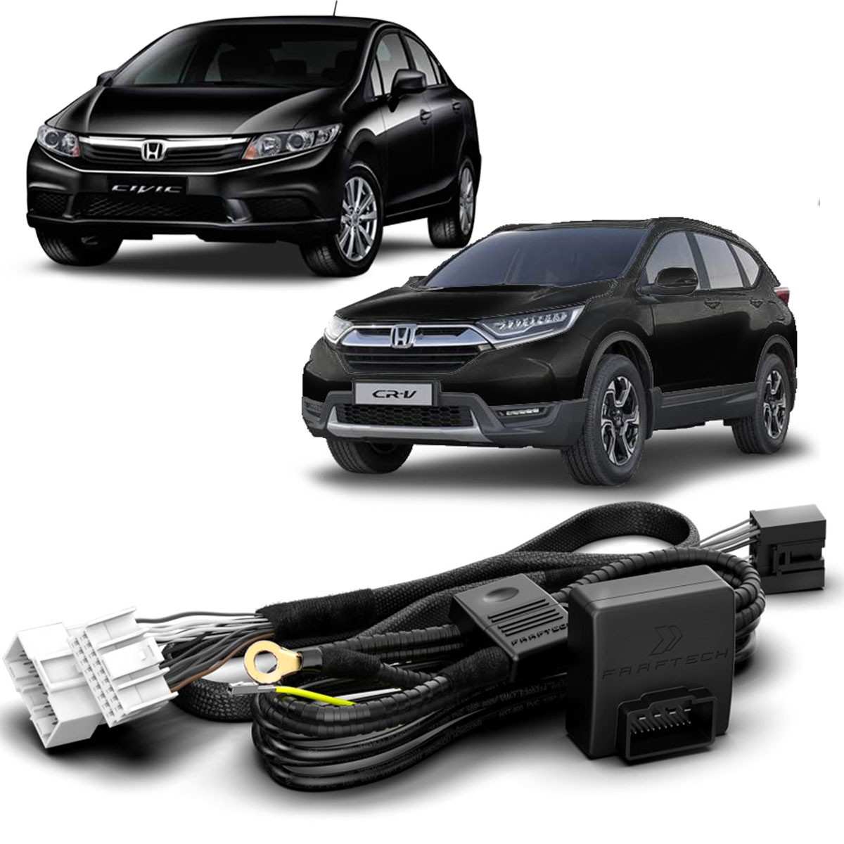 Modulo Vidro Eletrico Civic CRV 2017 a 2021 Faaftech FT-AC-HND1
