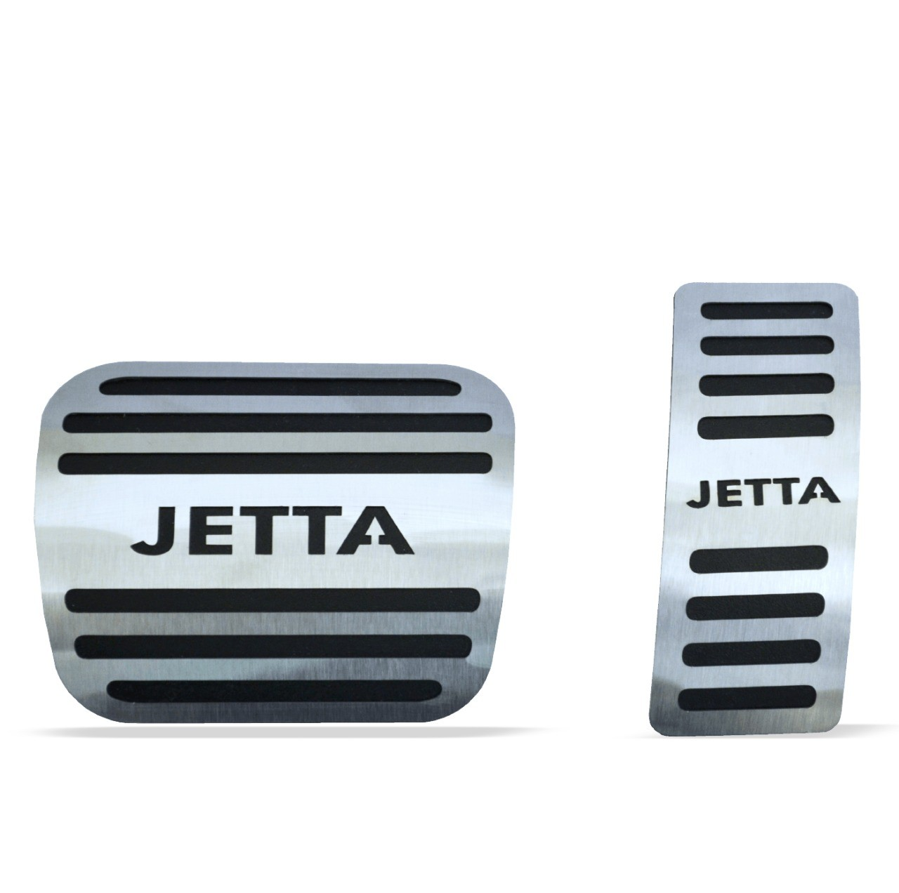 Pedaleira para Jetta Automático em Aço Inox