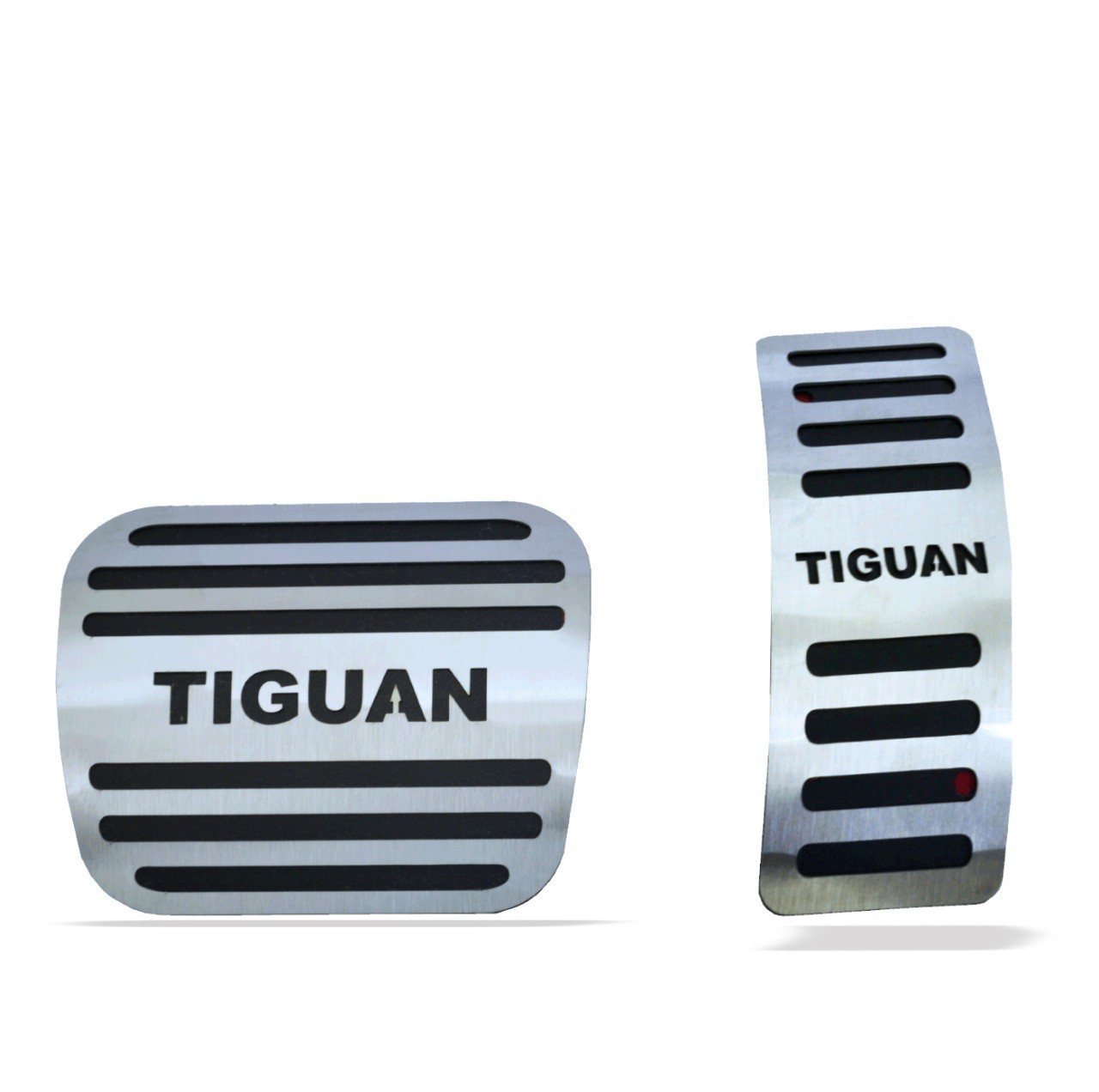 Pedaleira para Tiguan Automático em Aço Inox