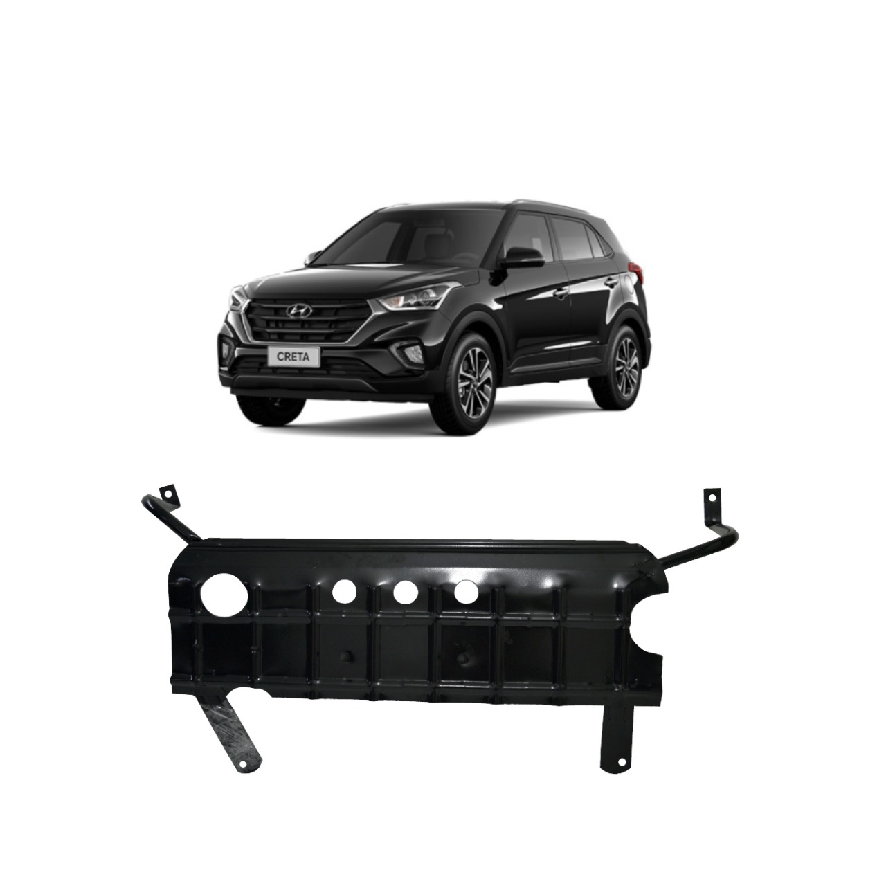 Protetor de Cárter Hyundai Creta BB910V