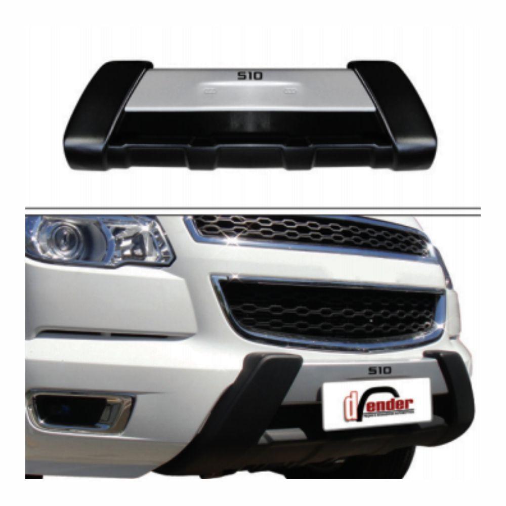 Protetor Frontal Overbumper S10 2012 a 2015 Dfender