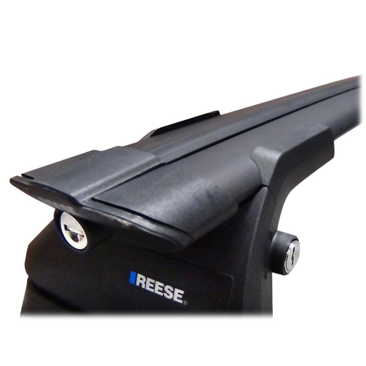 Rack de Teto Bagageiro Fit 2015 em diante Preto Reese Premium