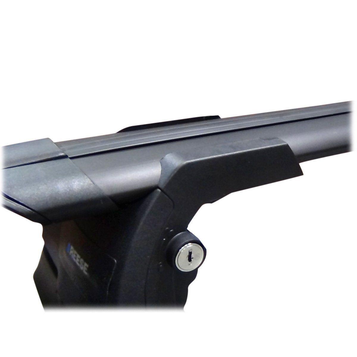 Rack de Teto Bagageiro Para L200 Triton Preto Reese Premium