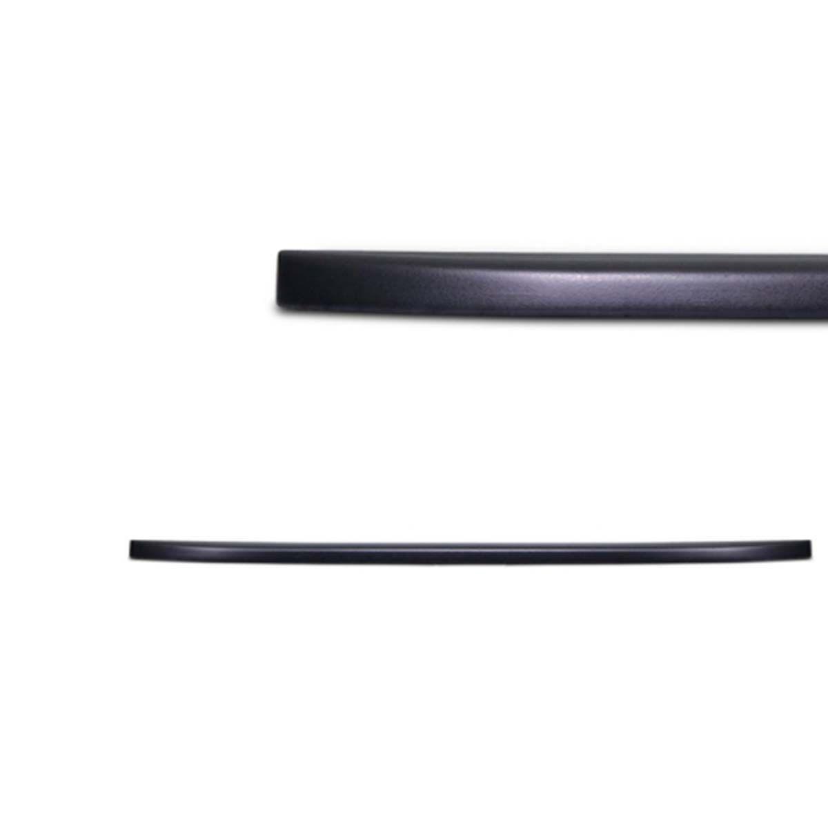 Rack De Teto Slim Longarina Universal Decorativa 135CM (PRETO)