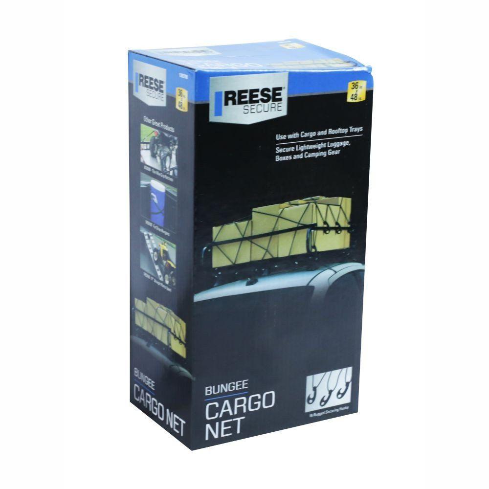 Rede Elastica para Cargas Bagageiros e Porta-malas Reese