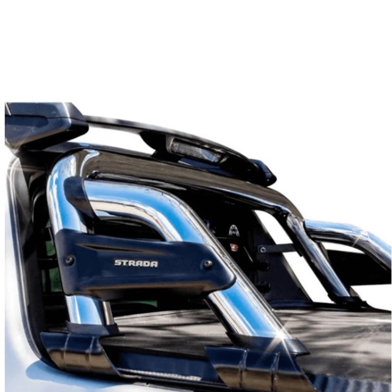 Santo Antônio ST Fiat Strada Cabine Simples Cromado 2021 em diante T1606C