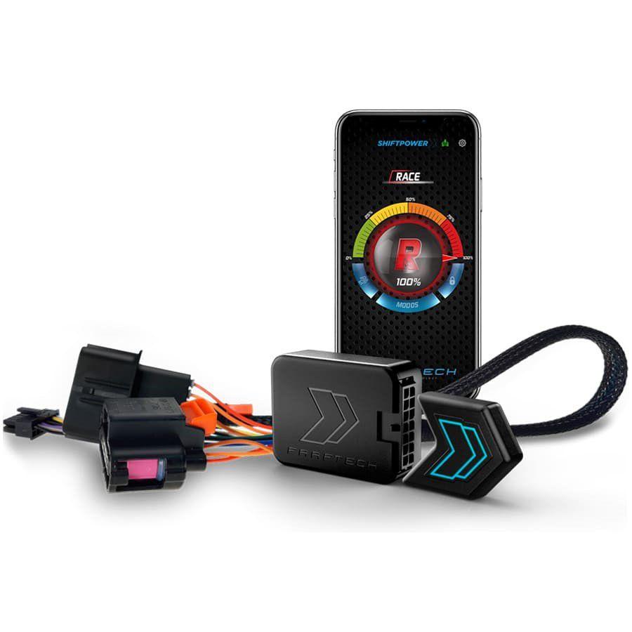 Shift Power Novo 4.0+ Hyundai Tucson Chip Acelerador Plug Play Bluetooth Faaftech FT-SP28+
