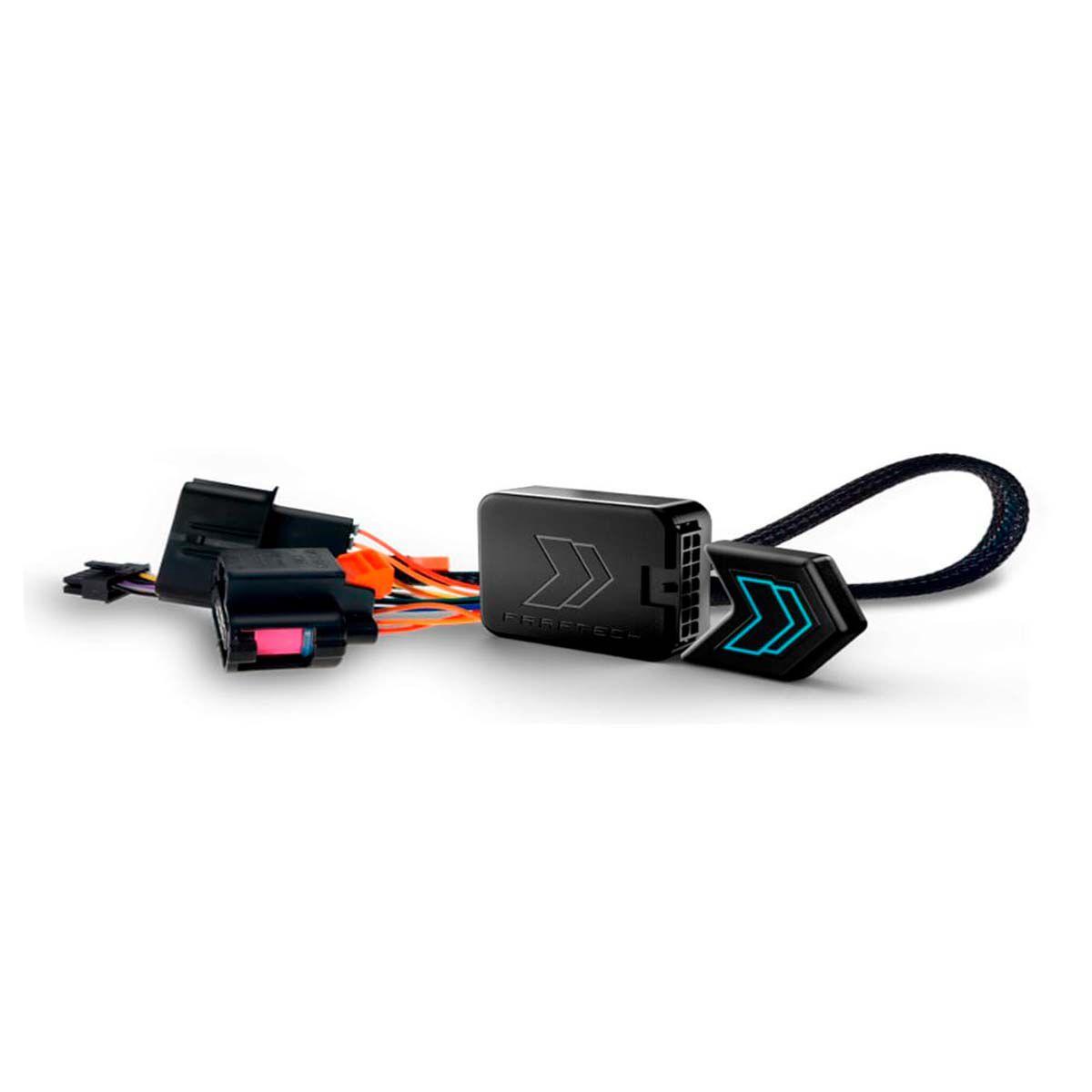 Shift Power Novo 4.0+ para L200 Triton 2017 em diante Chip Acelerador Plug Play Bluetooth Faaftech FT-SP06+