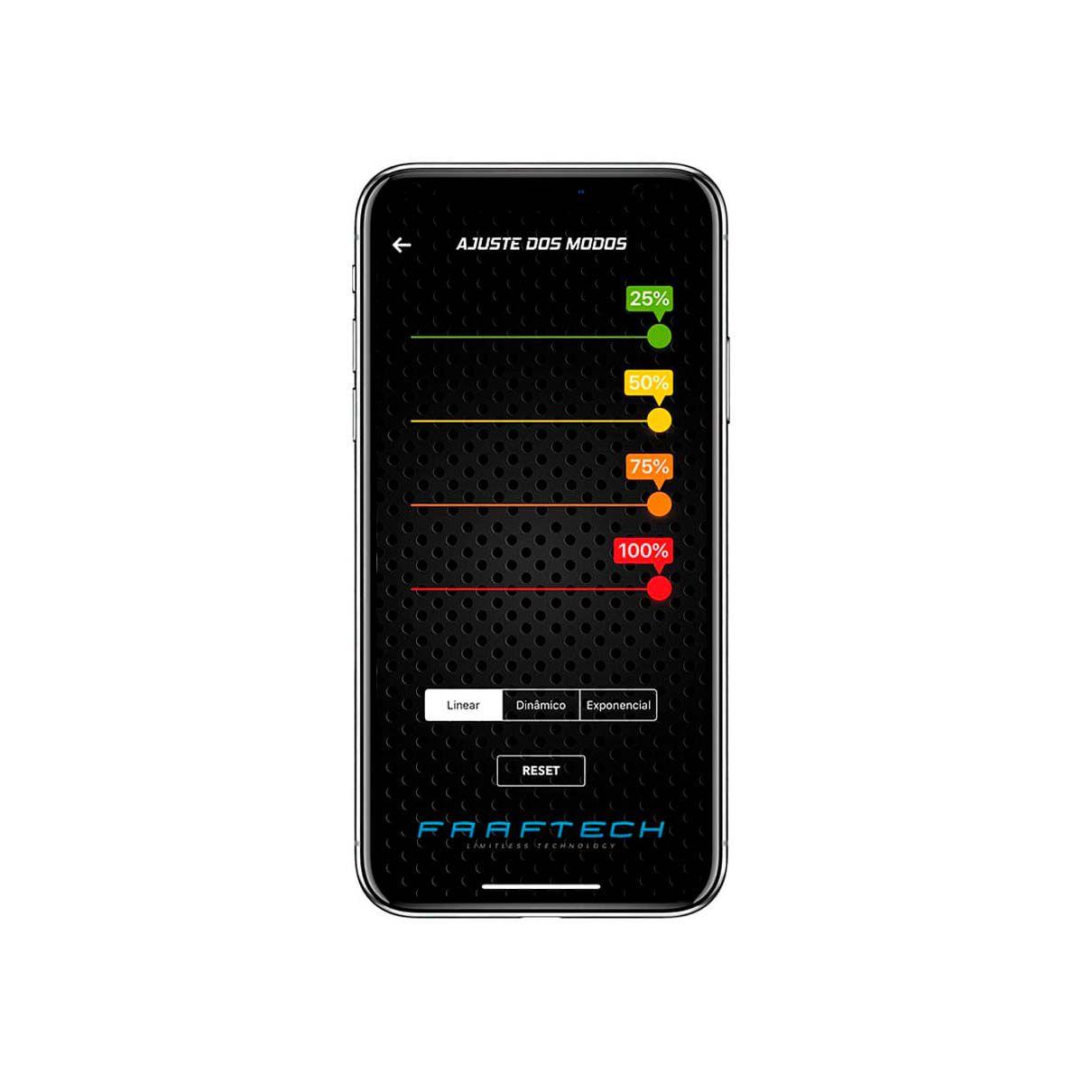 Shift Power Novo 4.0+ Volkswagen Lifan Porsche Chip Acelerador Plug Play Bluetooth Faaftech FT-SP10+