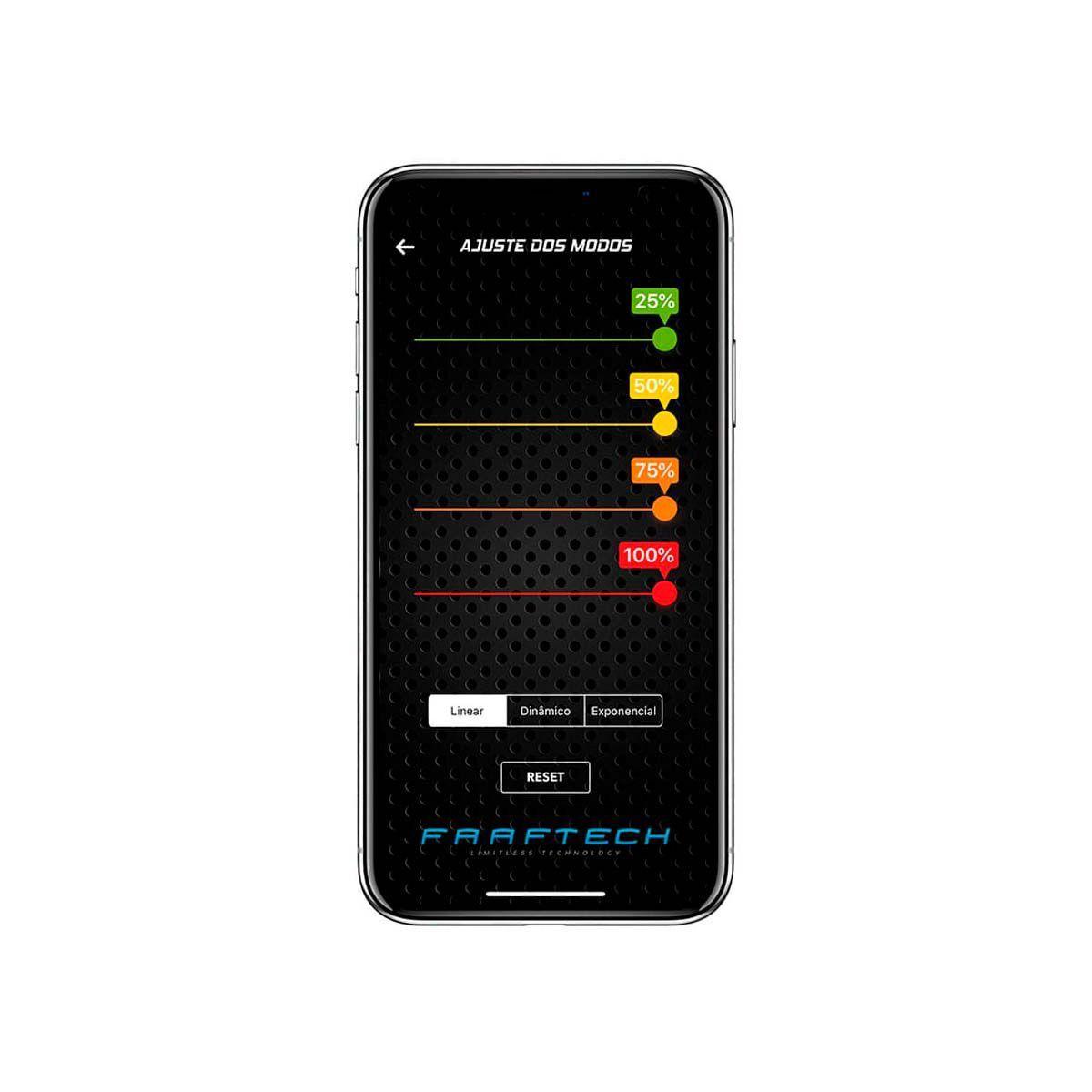 Shift Power Novo 4.0+ para Ford Dodge Jeep e Land Rover Chip Acelerador Plug Play Bluetooth Faaftech FT-SP04+