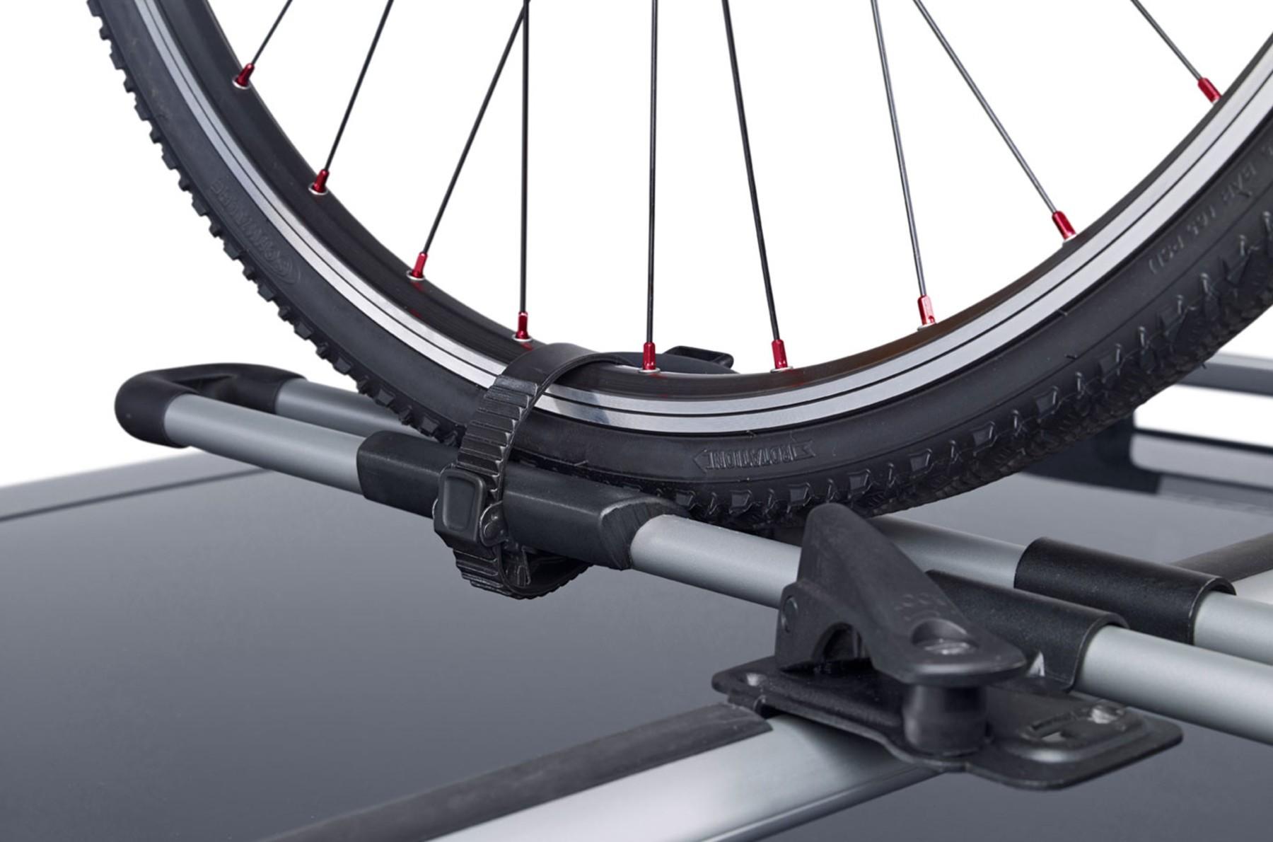 Suporte de Bicicleta Transbike de Teto 1 Bike Thule FreeRide 532