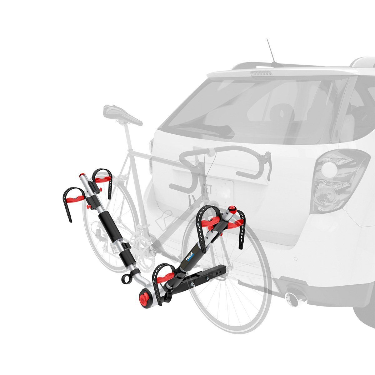 Suporte de Bicicletas Transbike p/ Engate Removível 2 Bikes Reese