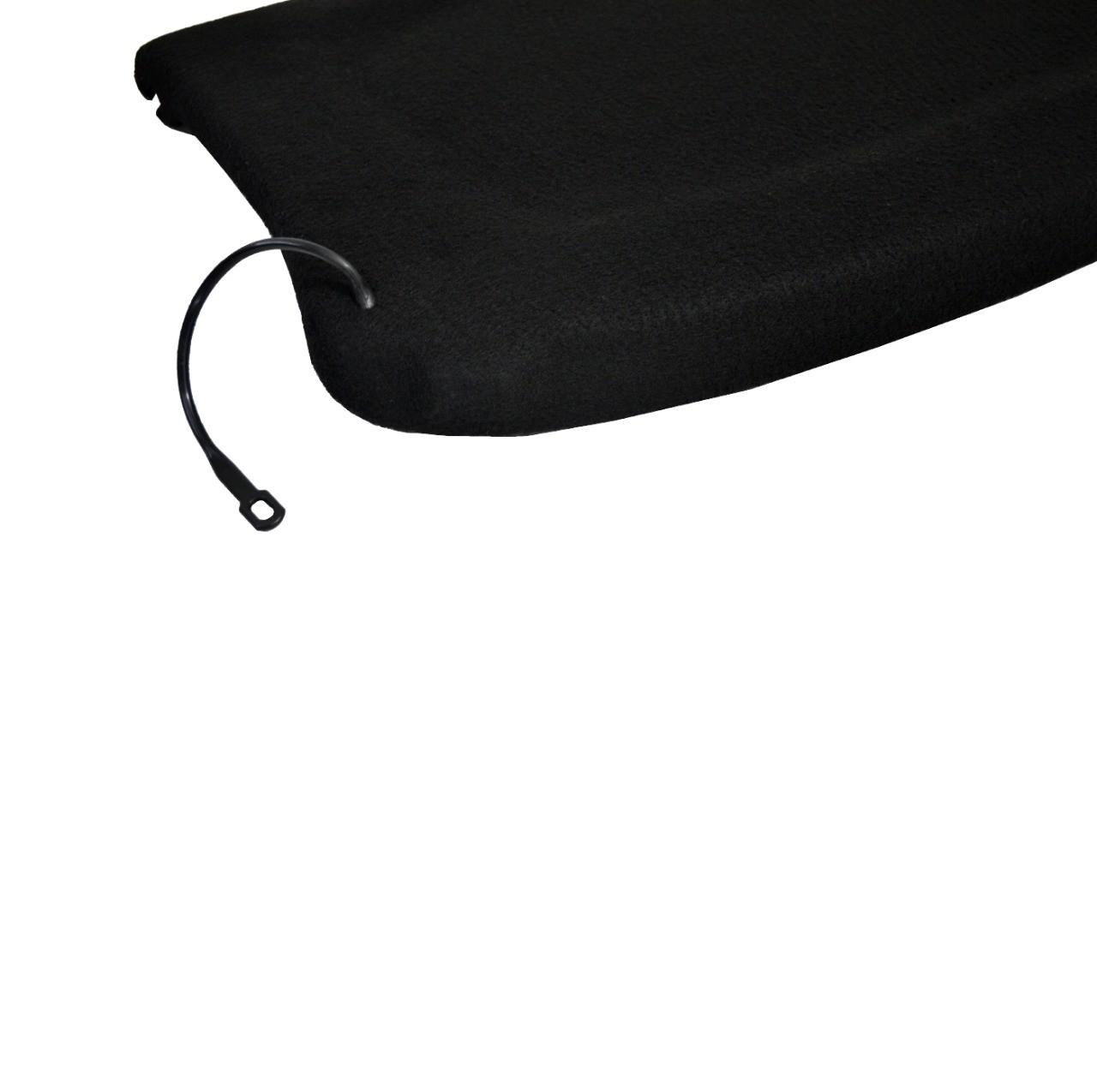 Tampão de Porta-Malas Creta Fibra de Vidro c/ Carpete 2018