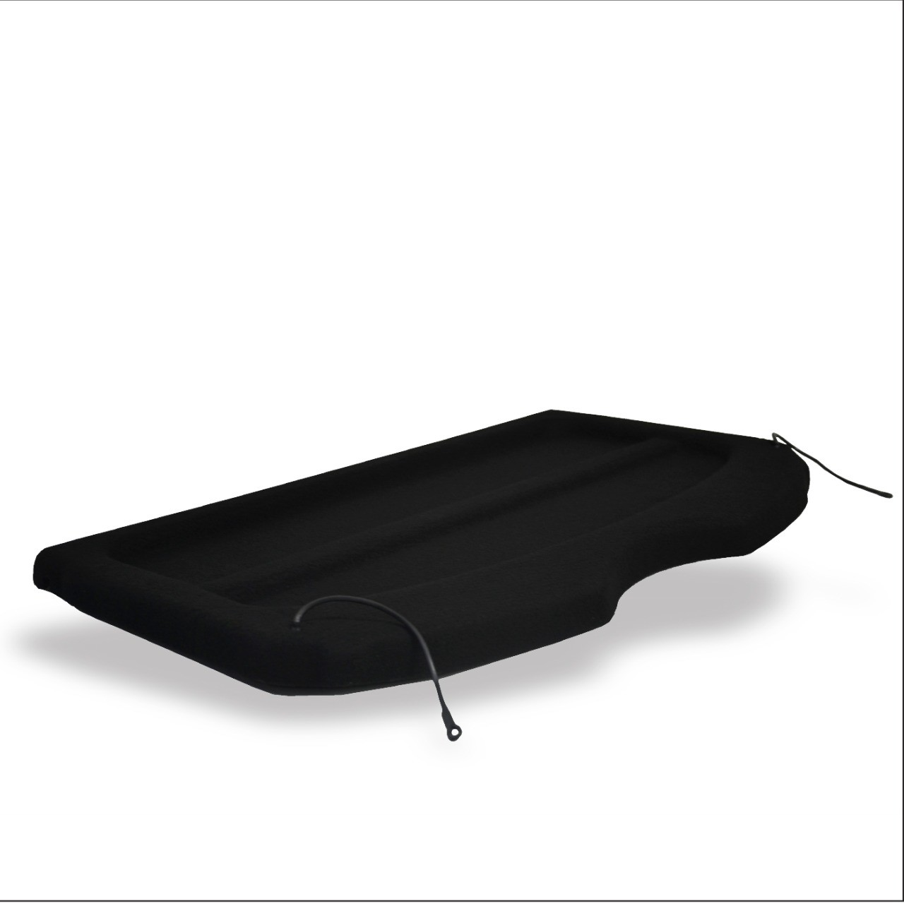 Tampão de Porta-Malas Kicks Fibra de Vidro c/ Carpete