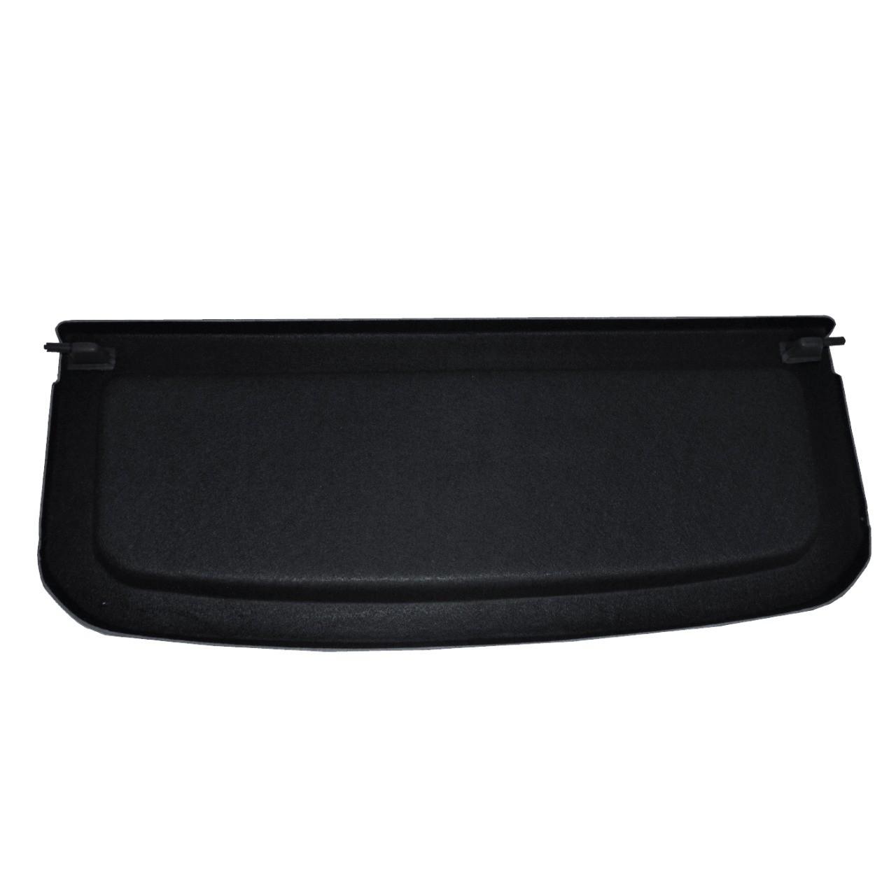 Tampão de Porta-Malas T-Cross em Plástico ABS c/ Carpete sem cordinhas Preto