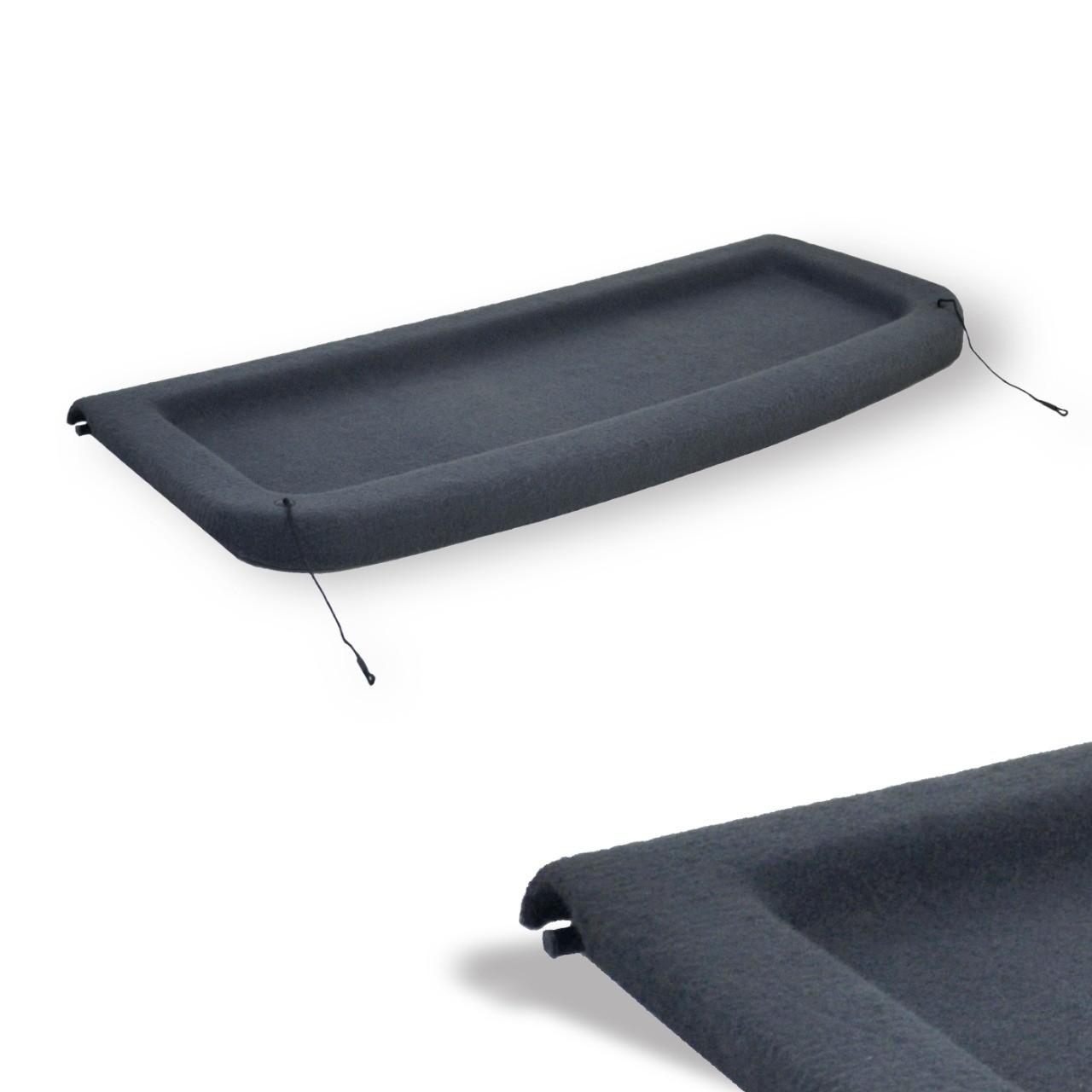 Tampão de Porta Malas T-Cross Fibra de Vidro Revestido com Carpete