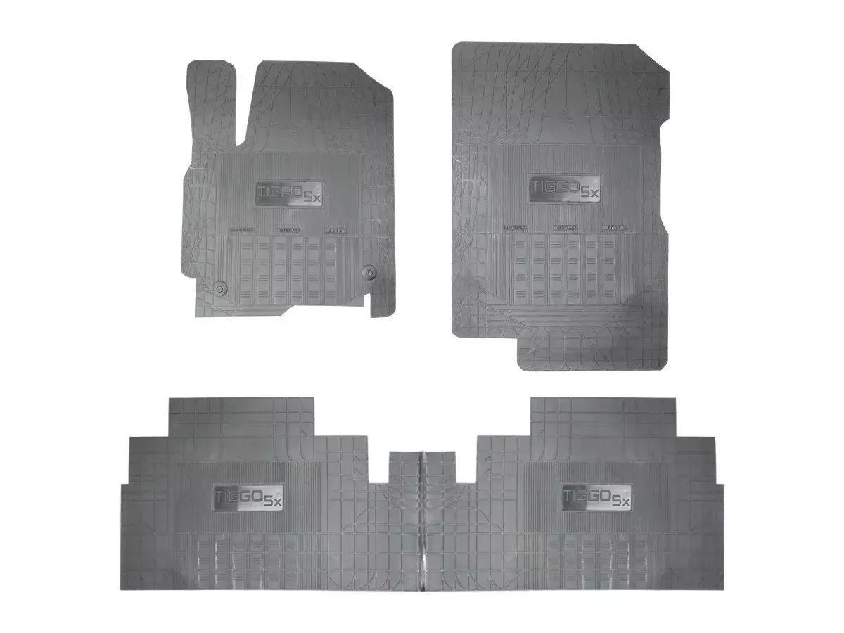 Tapete de Borracha PVC Reforçado Chery Tiggo 5X 201 em diant