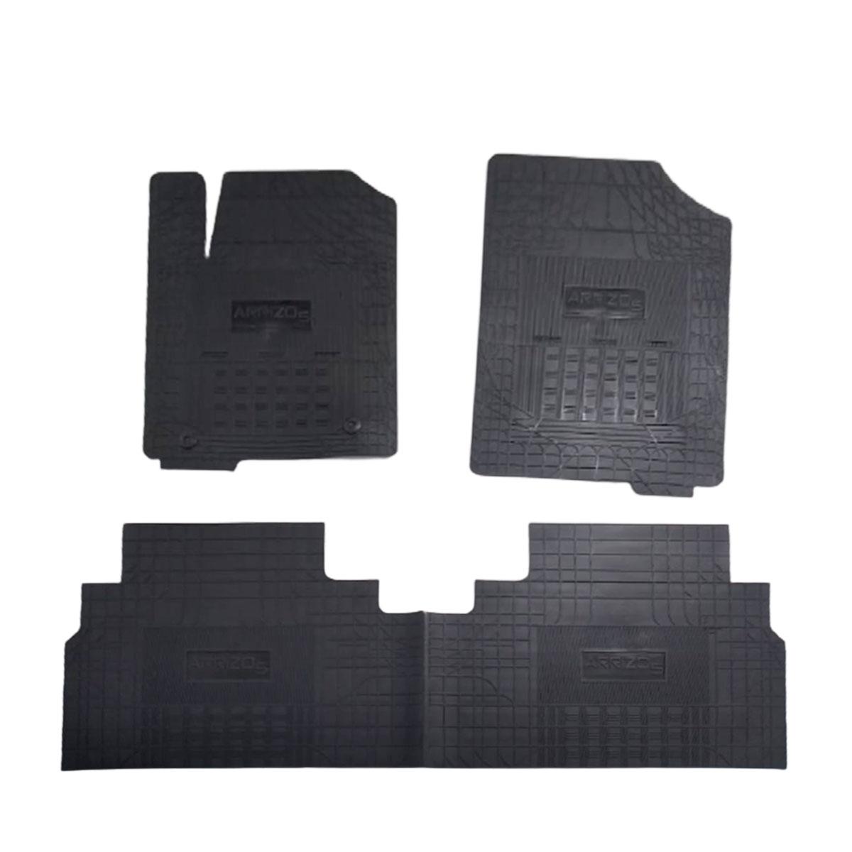 Tapete de Borracha PVC Reforçado Chery Arrizo5 Tapeplass