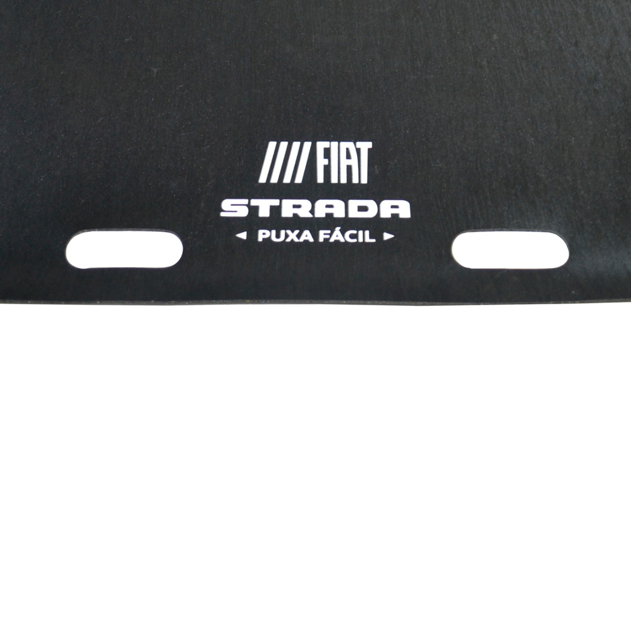 Tapete de Caçamba Puxa Fácil Fiat Strada Cabine Dupla 1998 em diante Titanium PF-0102