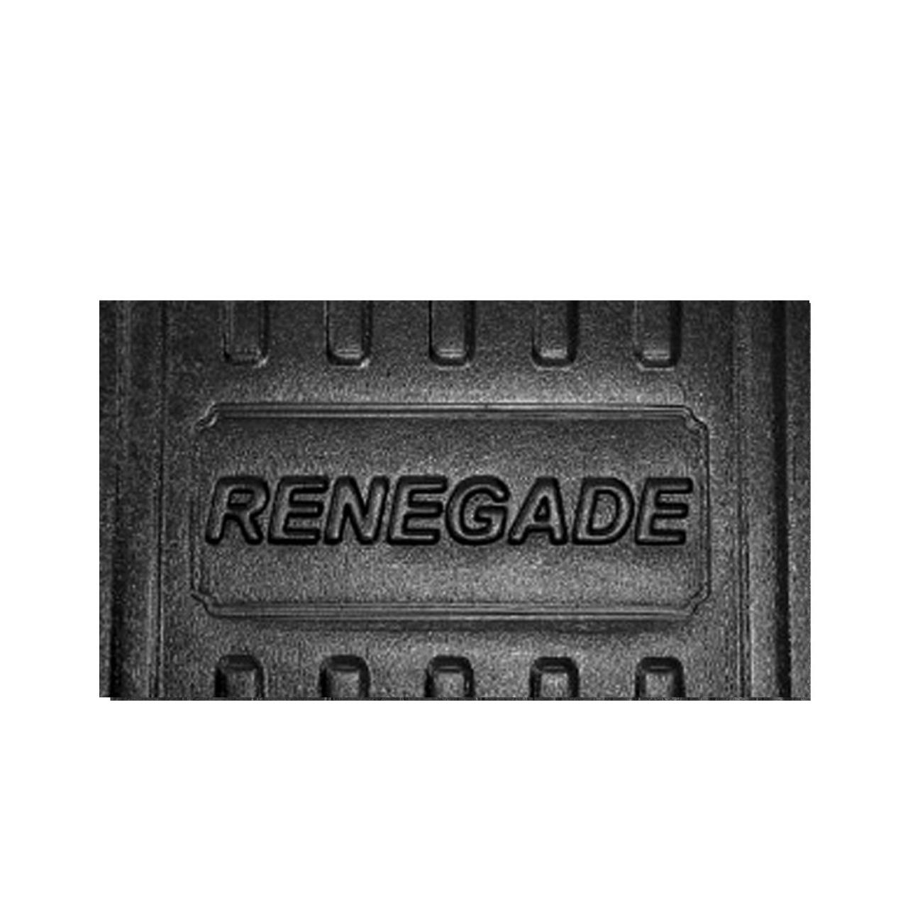 Tapete de Porta-malas Bandeja para Renegade 2016 em diante